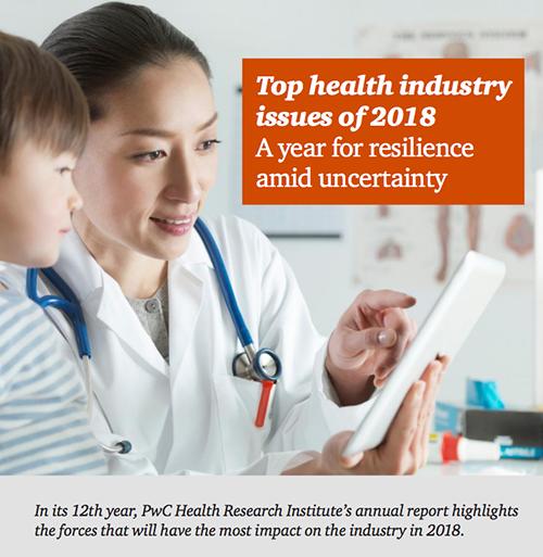 PwC 2018 Annual Report